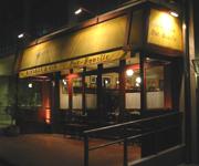 花見の後は恵比寿のビストロ「ポブイユ」にて。雰囲気のある大好きなお店。