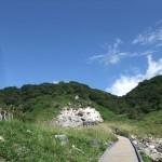 今月上旬に那須に旅行に行きました。避暑地でも暑かった!